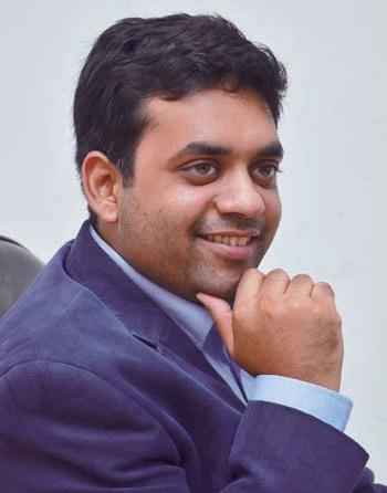 Mr. Shashank Agarwal