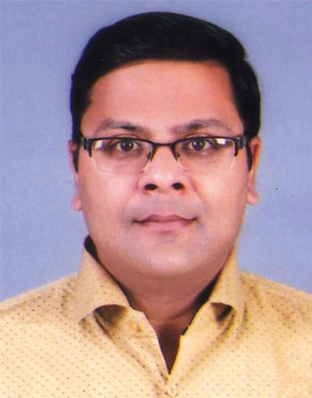 Mr. Vishal Jain